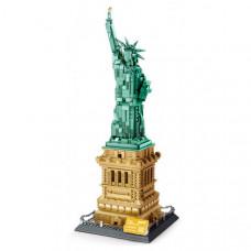 Wange Шедевры мировой архитектуры Статуя Свободы (1577 деталей)