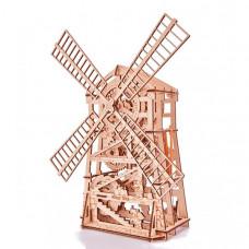 Wood Trick 3D-пазл Механическая мельница