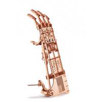 Wood Trick Механический 3D-пазл Экзоскелет Рука