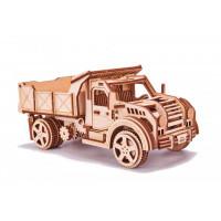 Wood Trick Механический 3D-пазл Грузовик-Самосвал