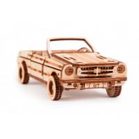 Wood Trick Механический 3D-пазл Кабриолет