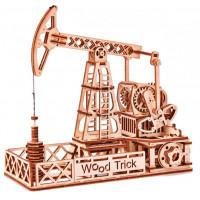 Wood Trick Механический 3D-пазл Нефтяная Вышка