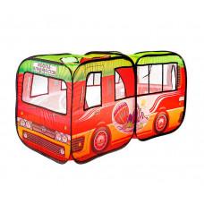 Yako Солнечное лето Игровой домик палатка-автобус Москва-Владивосток