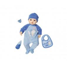 Zapf Creation Baby Annabell Кукла-мальчик многофункциональная 43 см