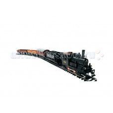 Железная дорога Mehano Western Train с ландшафтом