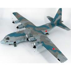 Звезда Сборная модель Американский военно-транспортный самолет С-130Н