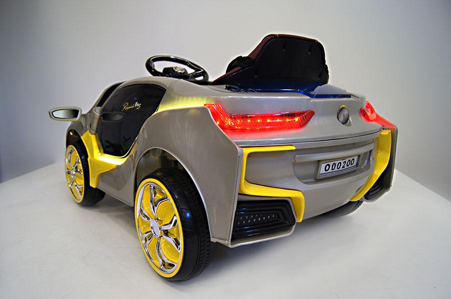детский электромобиль бмв 000600 #4