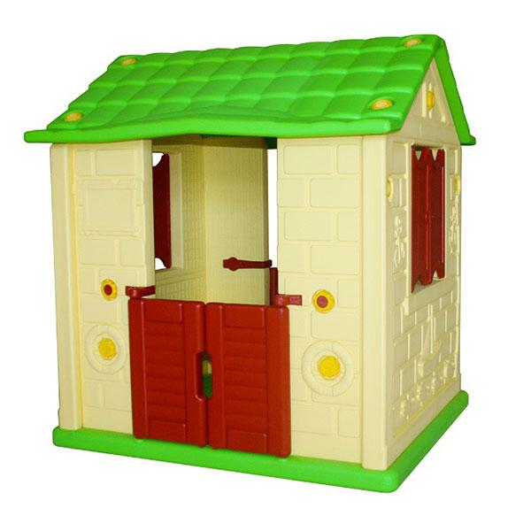 Маленькие деревянные домики для детей и взрослых